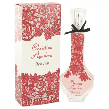 Christina Aguilera Red Sin by Christina Aguilera