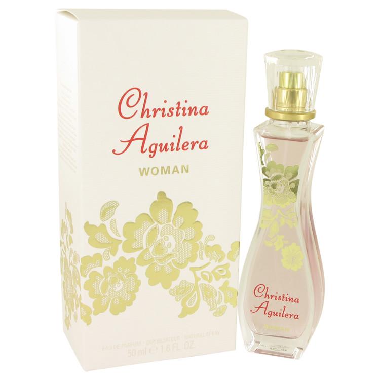 Christina Aguilera Woman by Christina Aguilera Eau De Parfum Spray 1.6 oz (50ml)