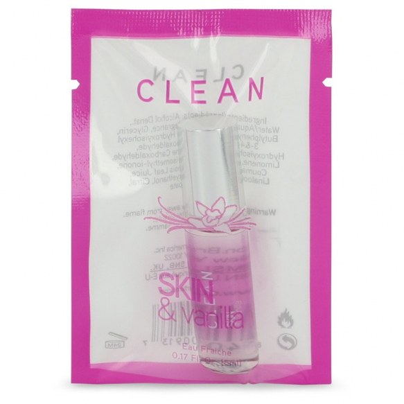Clean Skin and Vanilla by Clean