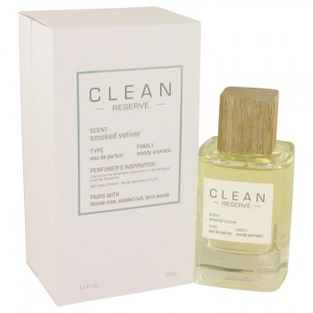 Clean Smoked Vetiver by Clean