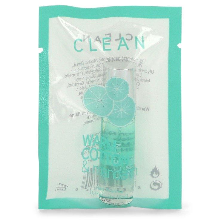 Clean Warm Cotton & Mandarine by Clean