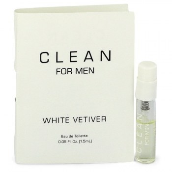 Clean White Vetiver by Clean for Men