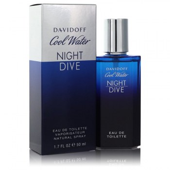 Cool Water Night Dive by Davidoff for Men