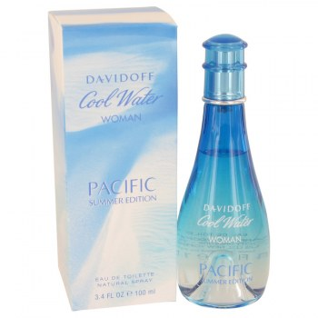Cool Water Pacific Summer by Davidoff