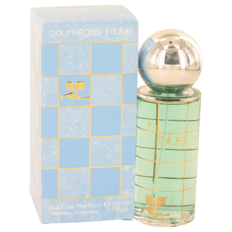 Courreges In Blue by Courreges