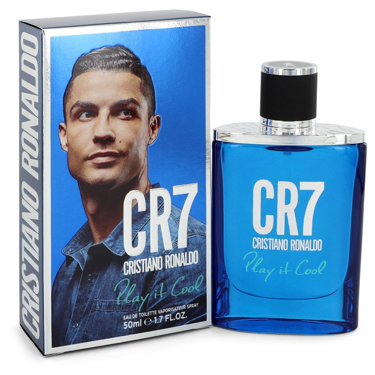 CR7 Play It Cool by Cristiano Ronaldo Eau De Toilette Spray 1.7 oz (50ml)