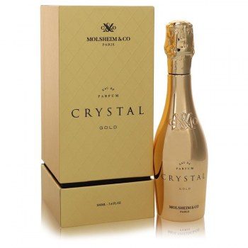 Crystal Gold by Molsheim & Co for Women