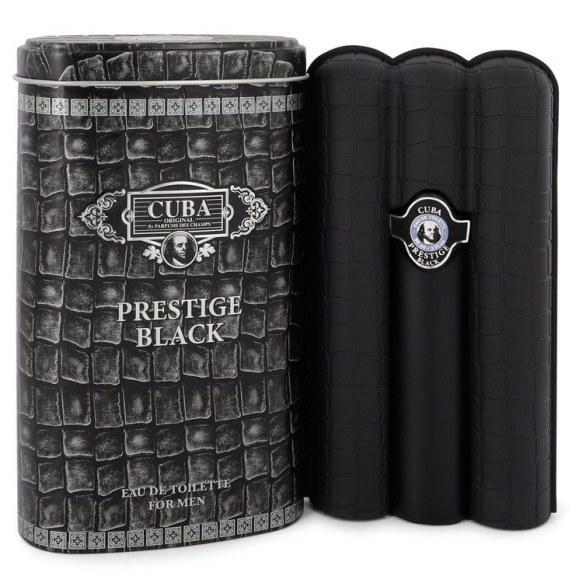 Cuba Prestige Black by Fragluxe for Men