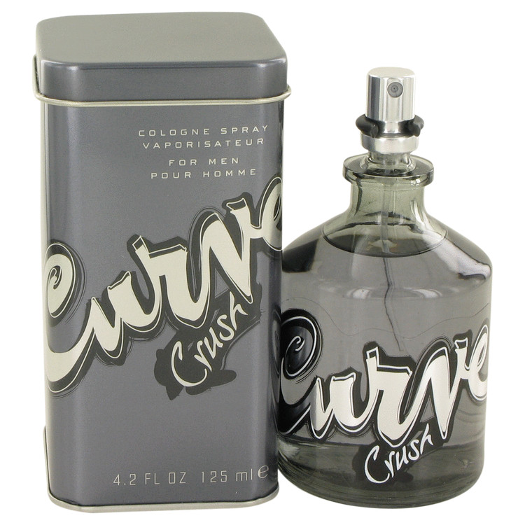Curve Crush by Liz Claiborne Eau De Cologne Spray 4.2 oz (125ml)