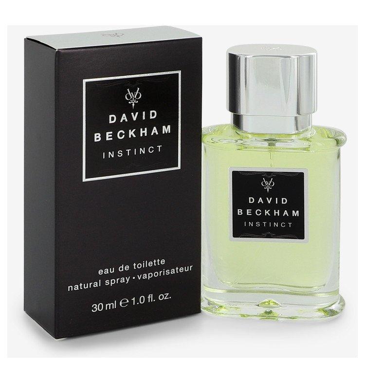 David Beckham Instinct by David Beckham Eau De Toilette Spray 1 oz (30ml)