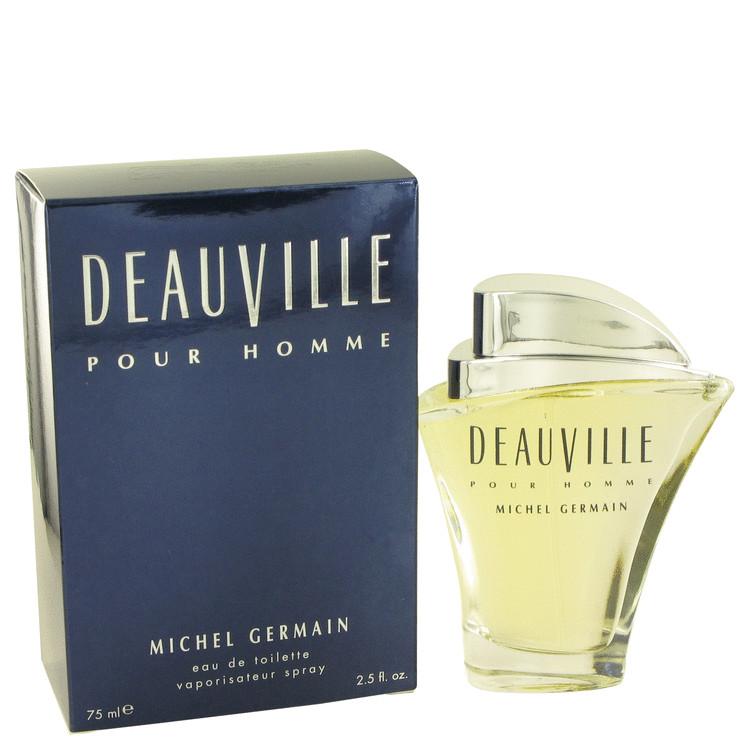 Deauville by Michel Germain Eau De Toilette Spray 2.5 oz (75ml)