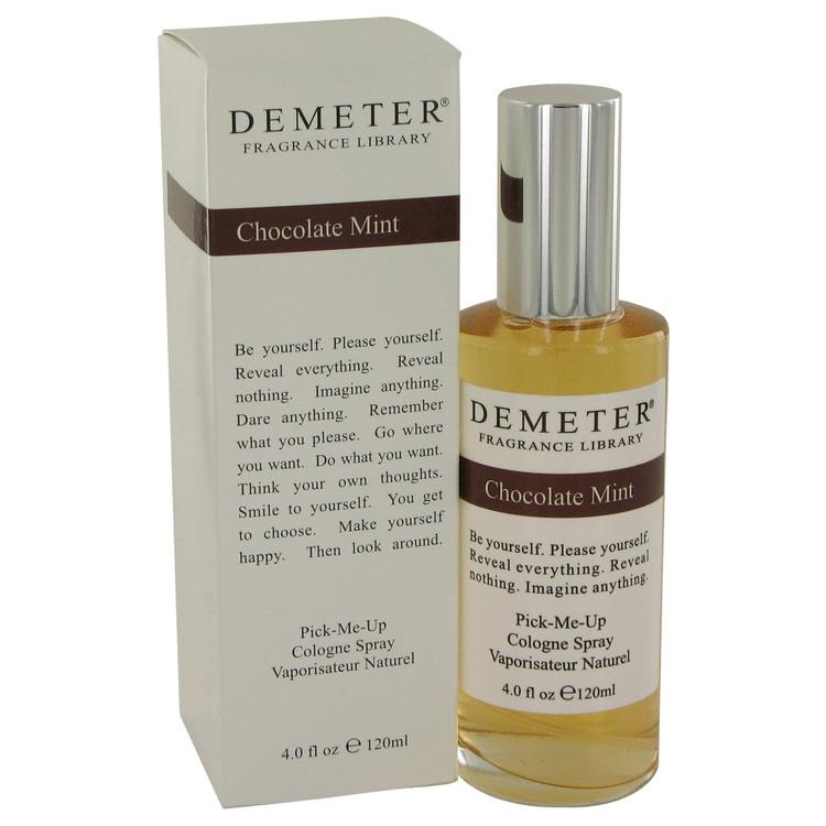 Demeter Chocolate Mint by Demeter Cologne Spray 4 oz (120ml)