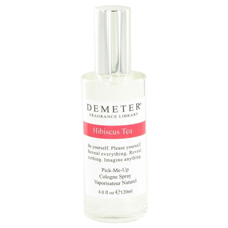 Demeter Hibiscus Tea by Demeter Cologne Spray 4 oz (120ml)