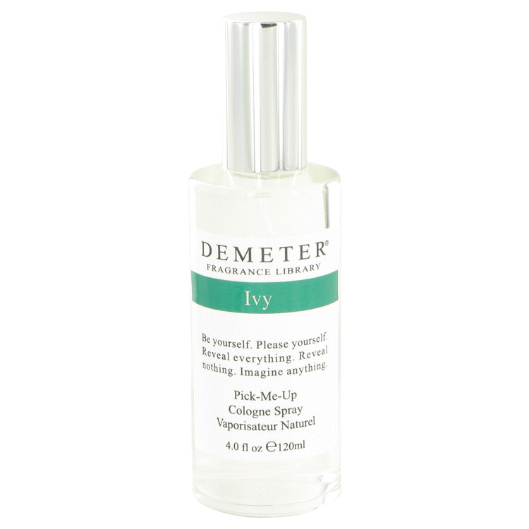 Demeter Ivy by Demeter Cologne Spray 4 oz (120ml)