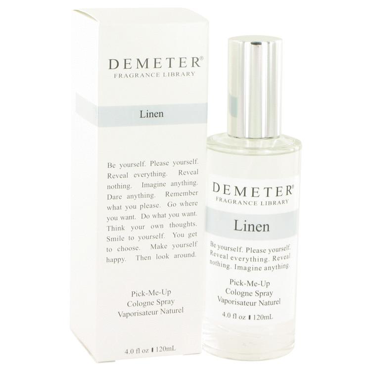 Demeter Linen perfume for women