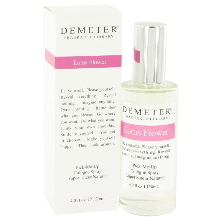 Demeter Lotus Flower perfume for women