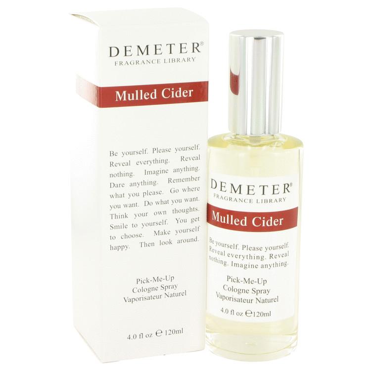 Demeter Mulled Cider by Demeter Cologne Spray 4 oz (120ml)
