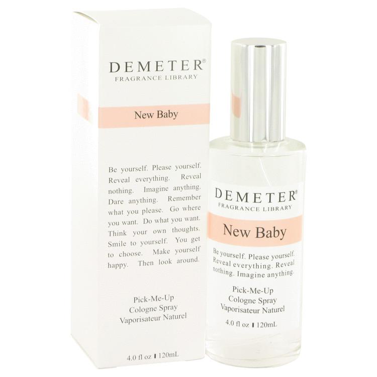 Demeter New Baby by Demeter Cologne Spray 4 oz (120ml)