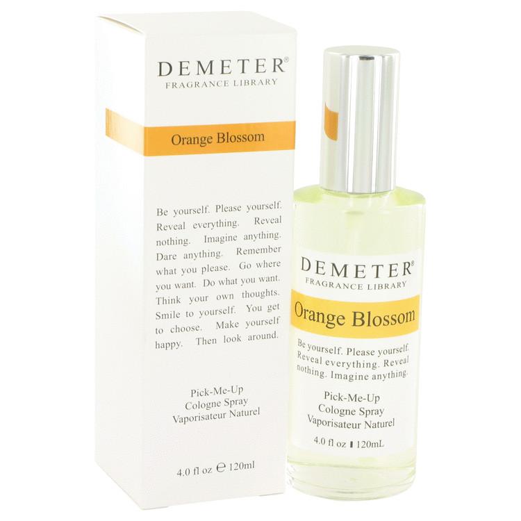 Demeter Orange Blossom perfume for women