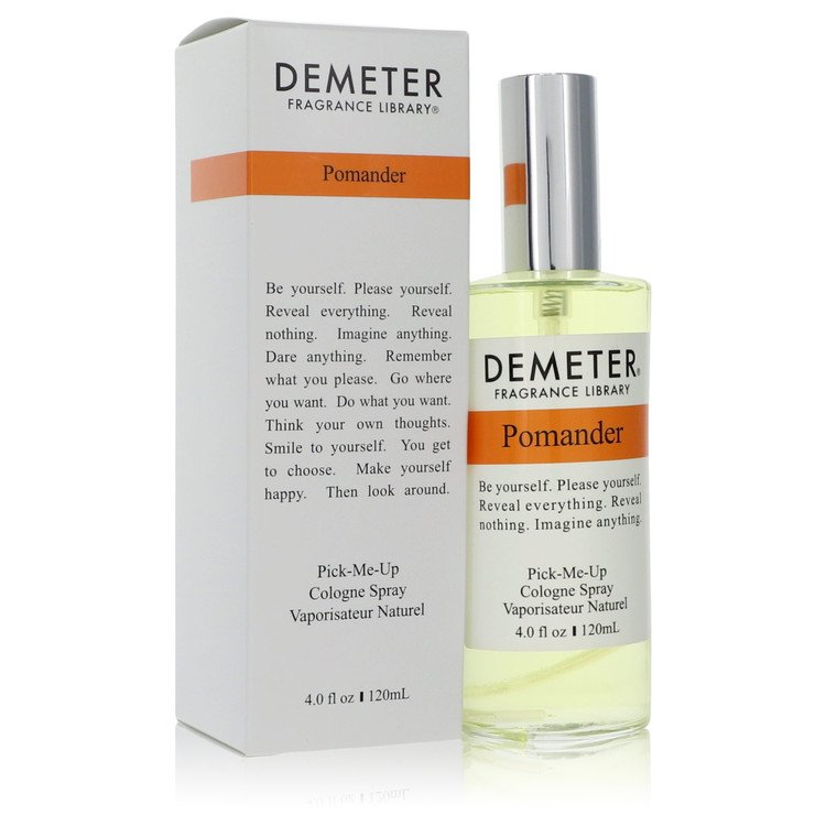 Demeter Pomander by Demeter Cologne Spray (Unisex) 4 oz