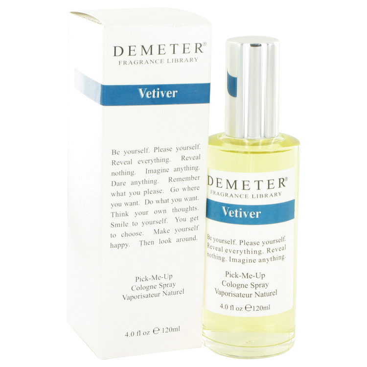 Demeter Vetiver perfume for women
