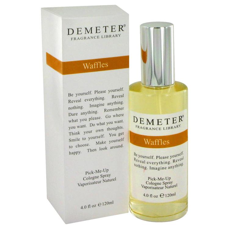Demeter Waffles by Demeter Cologne Spray 4 oz (120ml)