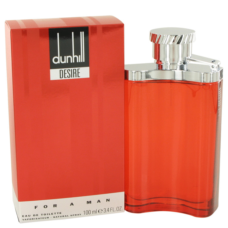 DESIRE by Alfred Dunhill Eau De Toilette Spray 3.4 oz (100ml)