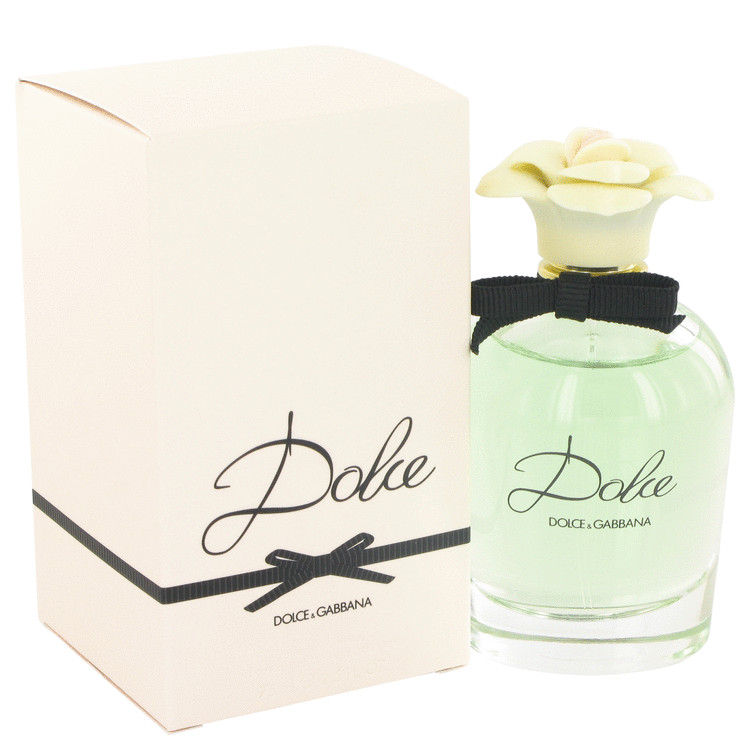 Dolce by Dolce & Gabbana Eau De Parfum Spray 2.5 oz (75ml)