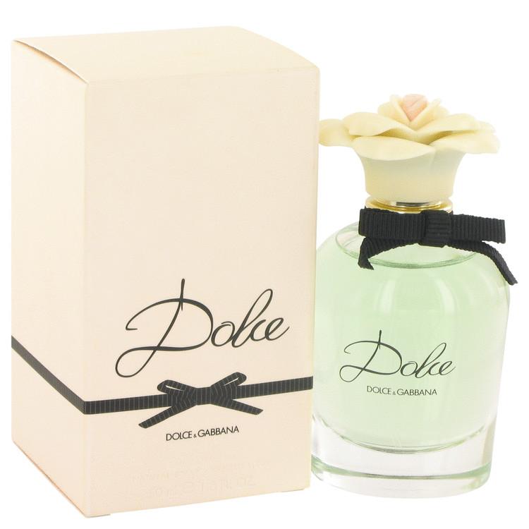 Dolce by Dolce & Gabbana Eau De Parfum Spray 1.6 oz (50ml)