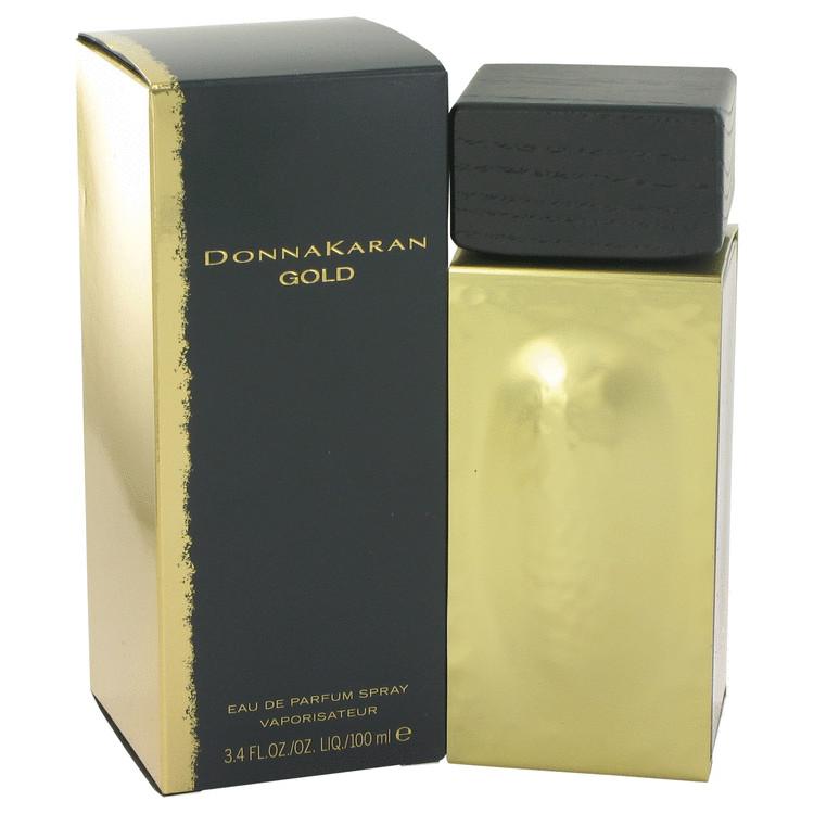 Donna Karan Gold by Donna Karan Eau De Parfum Spray 3.4 oz (100ml)