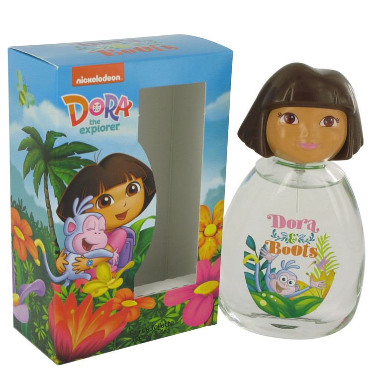 Dora And Boots by Marmol & Son