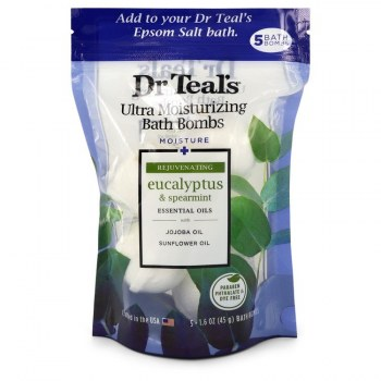 Dr Teal'S Ultra Moisturizing Bath Bombs by Dr Teal'S for Men