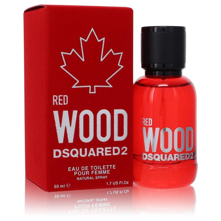 Dsquared2 Red Wood by Dsquared2 Eau De Toilette Spray 1.7 oz (50ml)