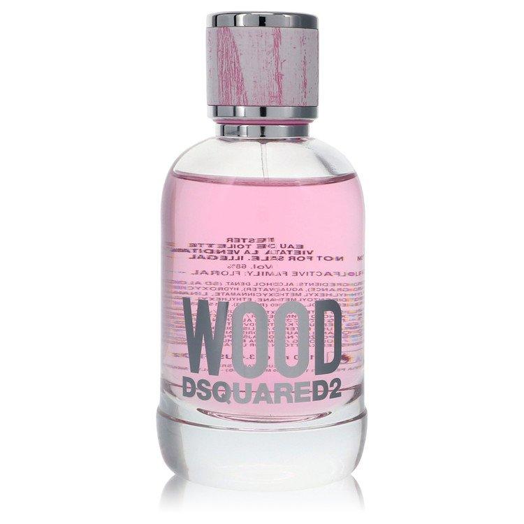 Dsquared2 Wood by Dsquared2 Eau De Toilette Spray (Tester) 3.4 oz (100ml)