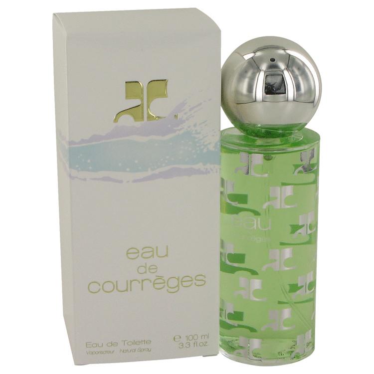 EAU DE COURREGES by Courreges Eau De Toilette Spray 3.4 oz (100ml)