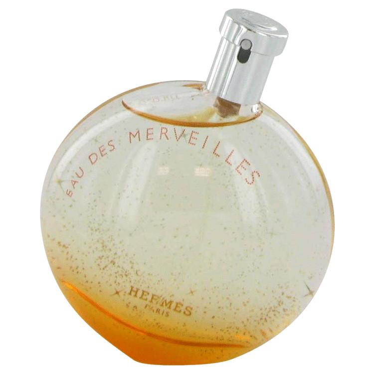 Eau Des Merveilles by Hermes Eau De Toilette Spray (Tester) 3.4 oz (100ml)