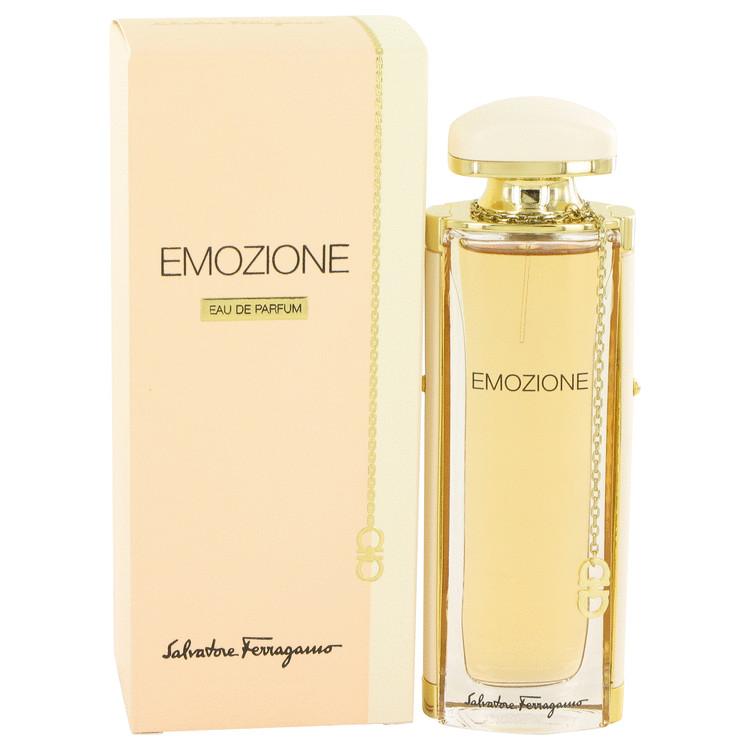 Emozione by Salvatore Ferragamo Eau De Parfum Spray 1.7 oz (50ml)