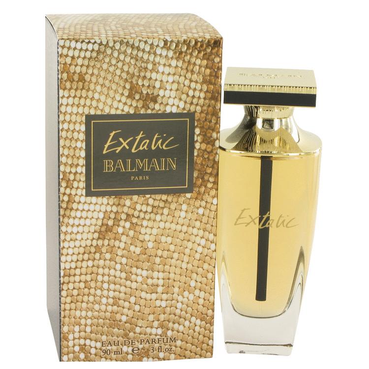 Extatic Balmain by Pierre Balmain Eau De Parfum Spray 3 oz