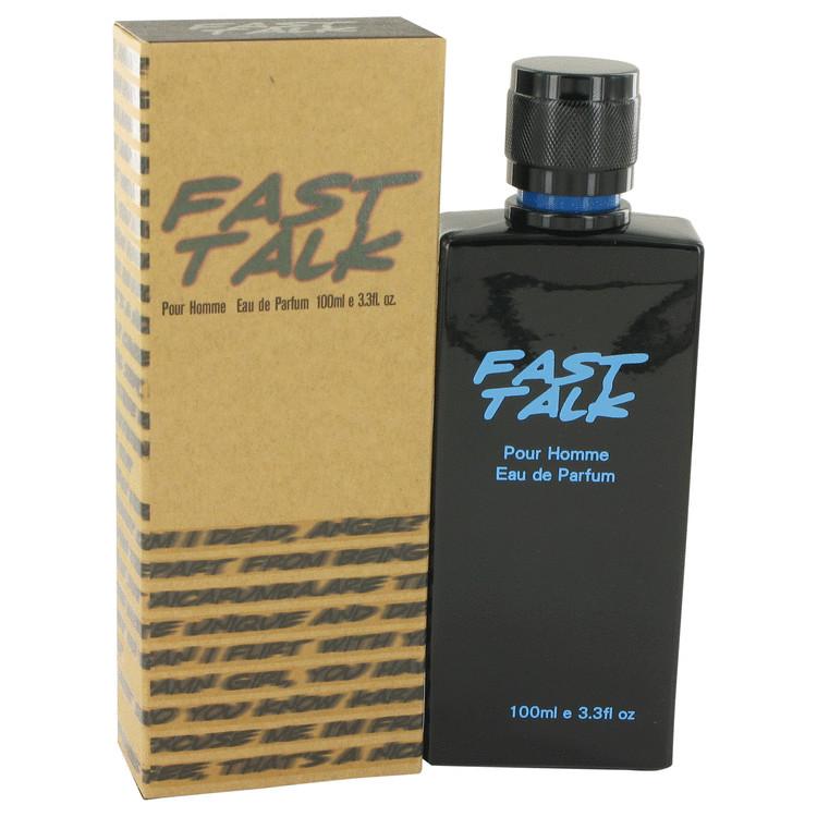 Fast Talk by Erica Taylor Eau De Parfum Spray 3.4 oz (100ml)