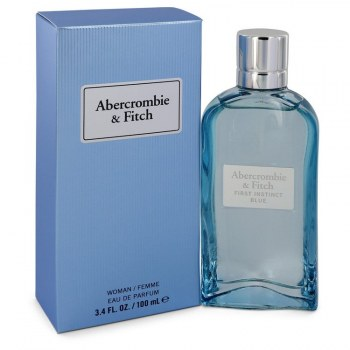 First Instinct Blue by Abercrombie & Fitch