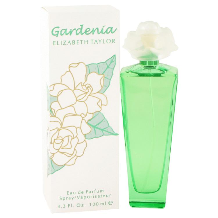 Gardenia Elizabeth Taylor by Elizabeth Taylor Eau De Parfum Spray 3.3 oz (100ml)