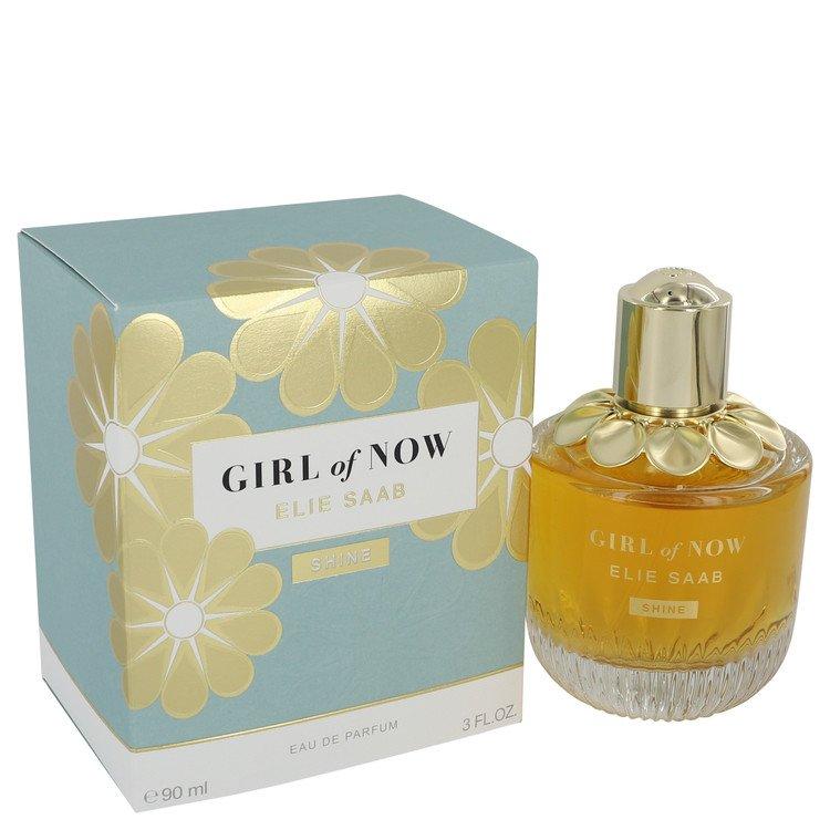 Girl of Now Shine by Elie Saab Eau De Parfum Spray 3 oz (90ml)