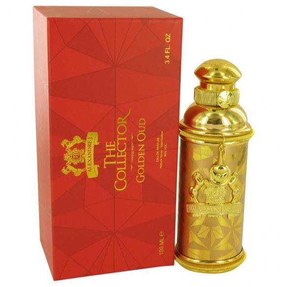 Golden Oud by Alexandre J
