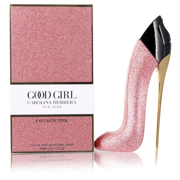 Good Girl Fantastic Pink by Carolina Herrera