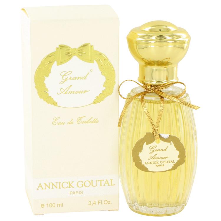 Grand Amour by Annick Goutal Eau De Toilette Spray 3.4 oz (100ml)