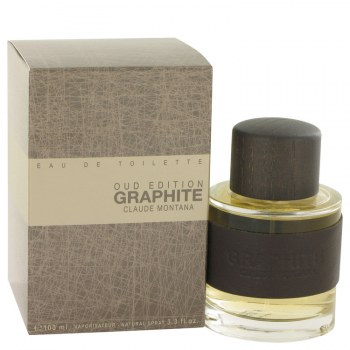 Graphite Oud Edition by Montana for Men