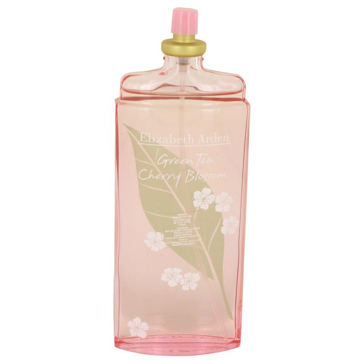 Green Tea Cherry Blossom by Elizabeth Arden Eau De Toilette Spray (Tester) 3.3 oz (100ml)