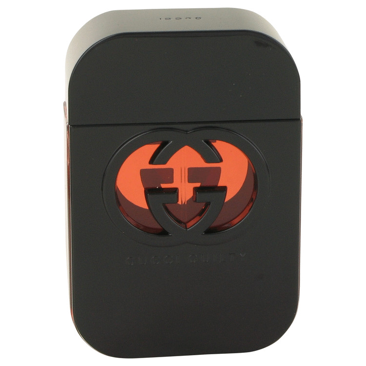 Gucci Guilty Black by Gucci Eau De Toilette Spray (Tester) 2.5 oz (75ml)