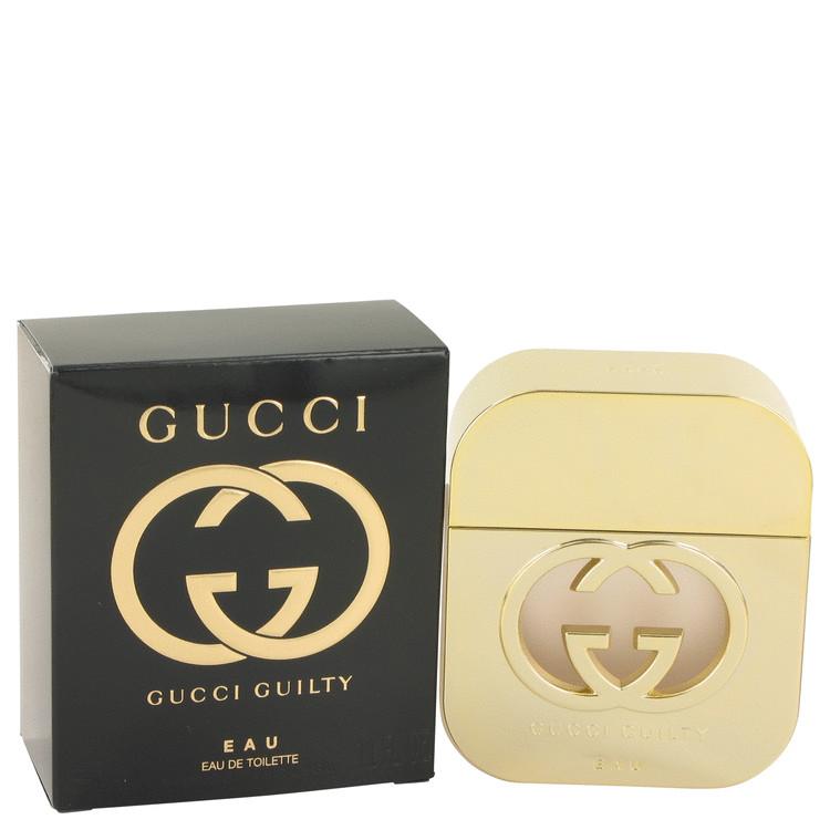 Gucci Guilty Eau by Gucci Eau De Toilette Spray 1.7 oz (50ml)