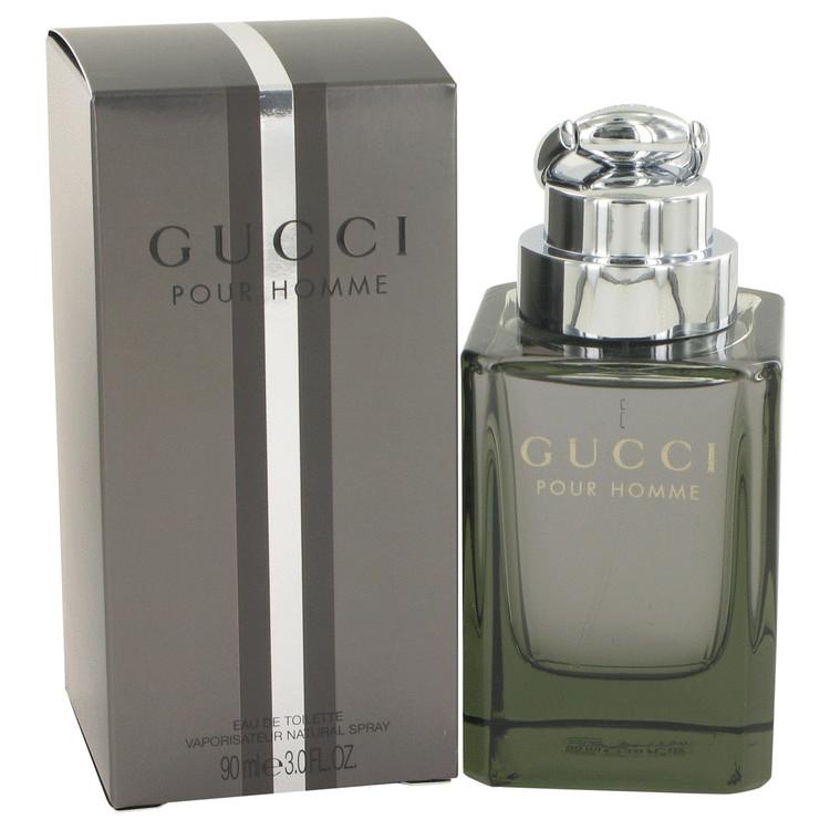 Gucci (New) by Gucci Eau De Toilette Spray 3 oz (90ml)